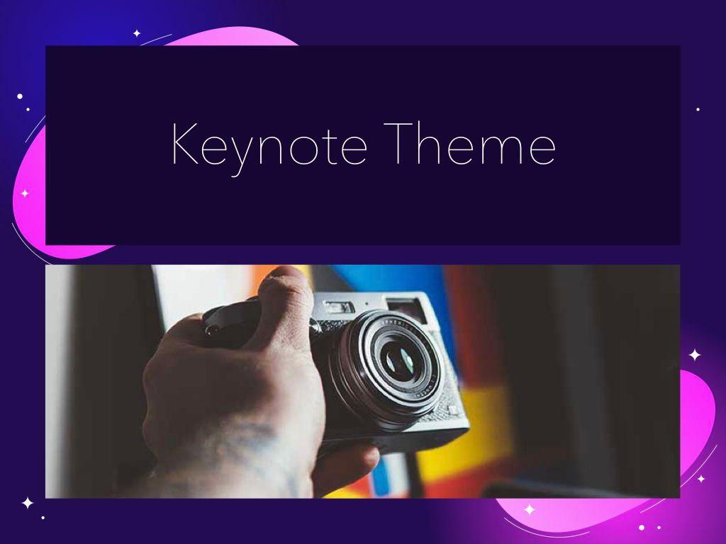 Skittish One Keynote Template, Slide 15, 04991, Presentation Templates — PoweredTemplate.com