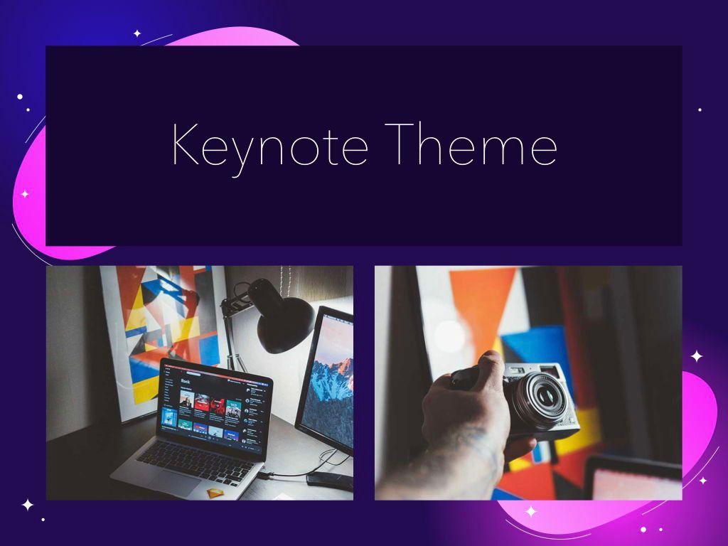 Skittish One Keynote Template, Slide 16, 04991, Presentation Templates — PoweredTemplate.com