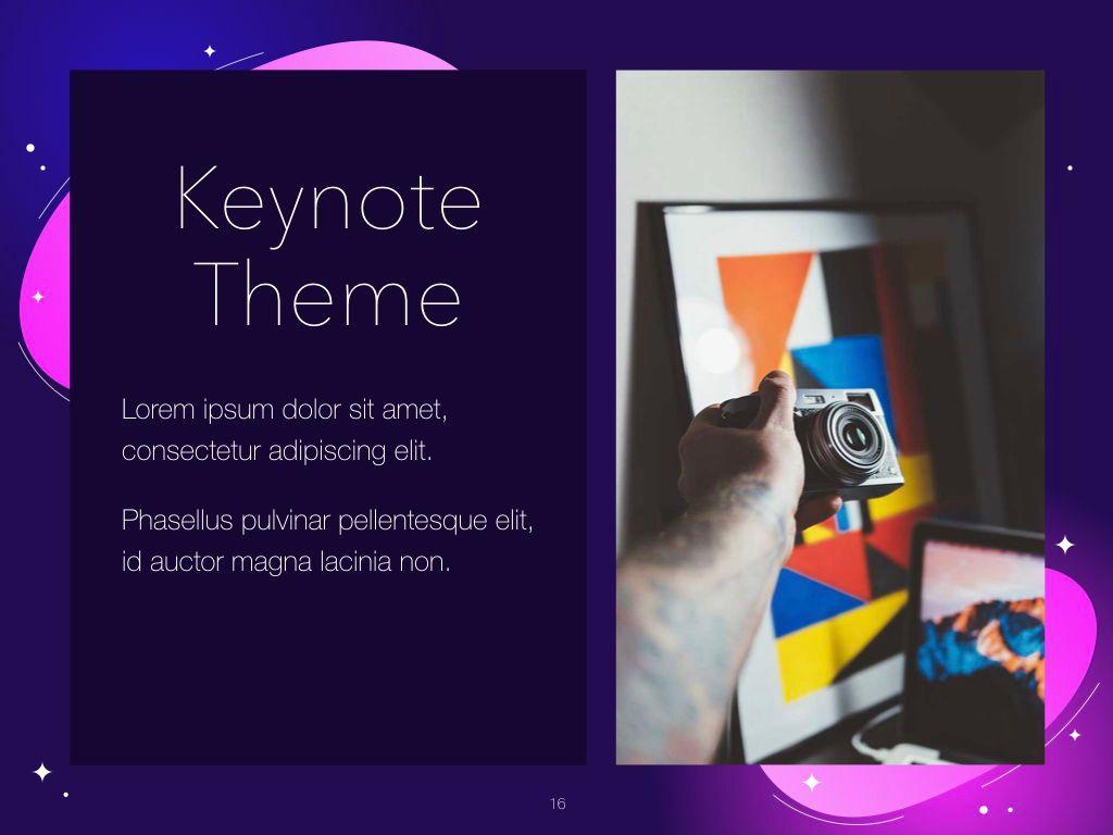 Skittish One Keynote Template, Slide 17, 04991, Presentation Templates — PoweredTemplate.com