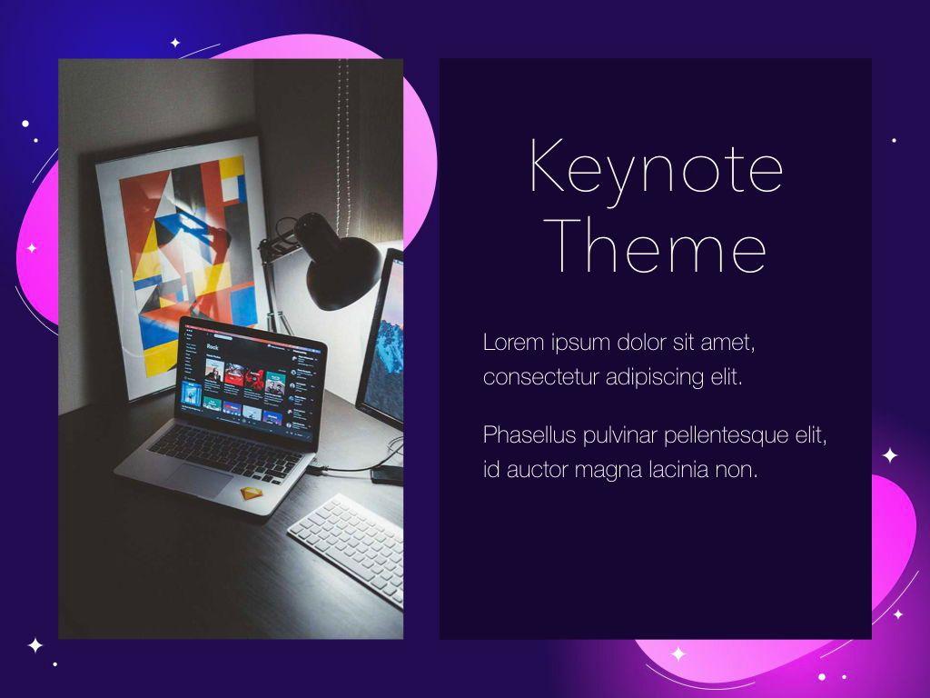 Skittish One Keynote Template, Slide 18, 04991, Presentation Templates — PoweredTemplate.com