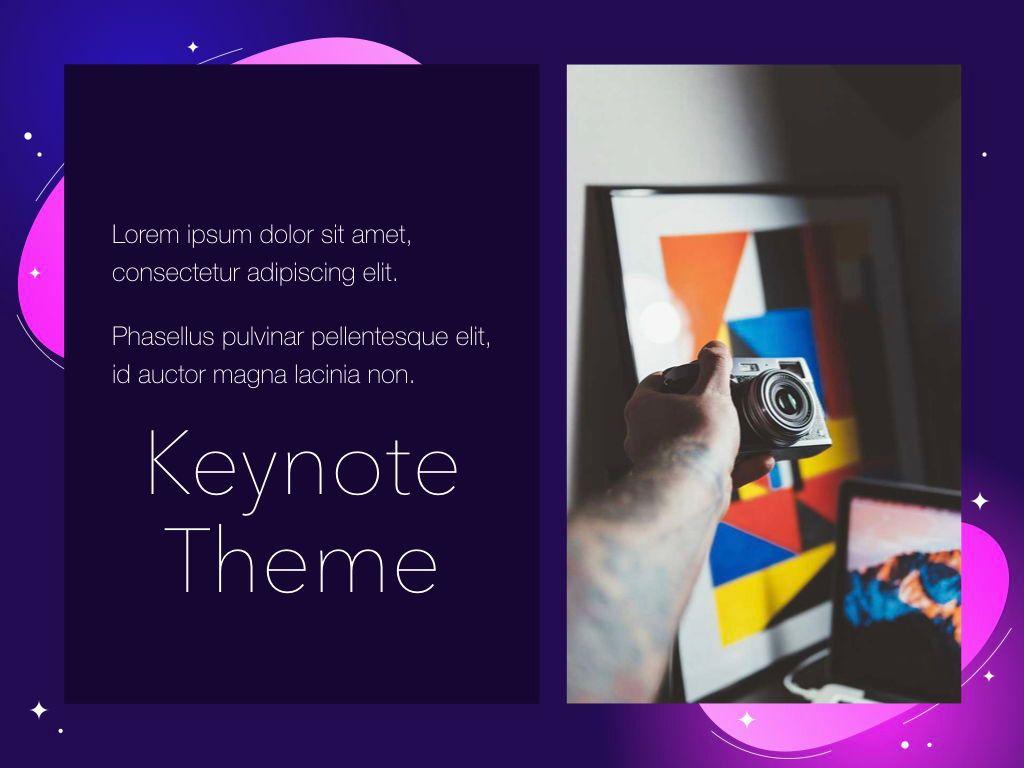 Skittish One Keynote Template, Slide 19, 04991, Presentation Templates — PoweredTemplate.com