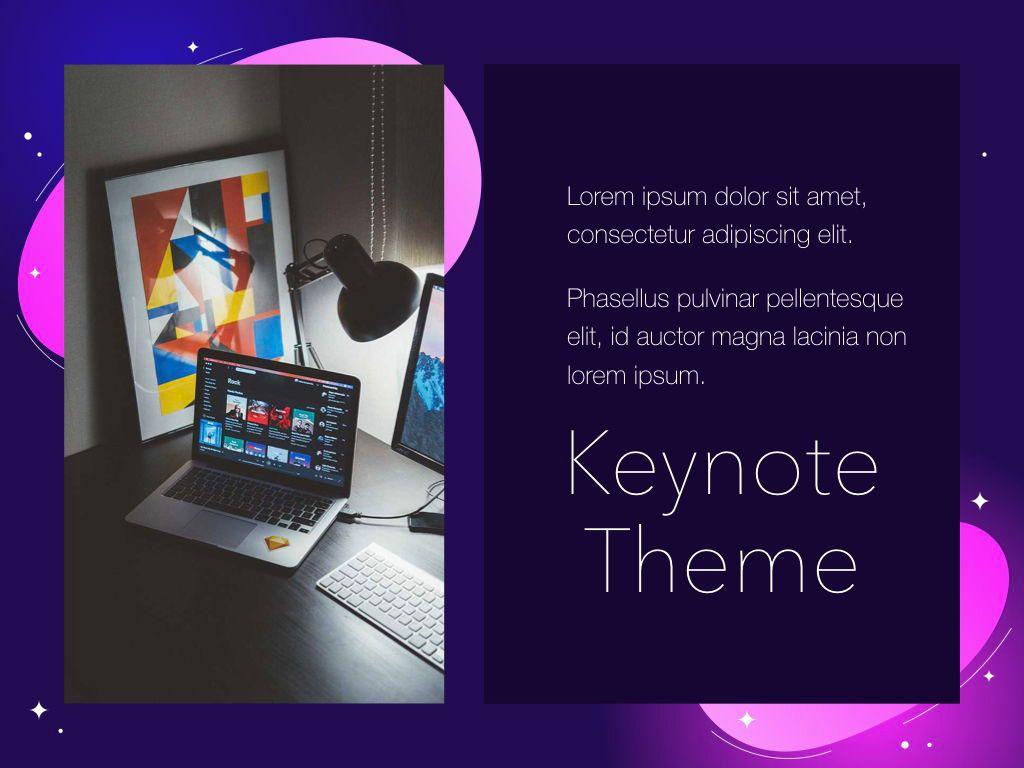 Skittish One Keynote Template, Slide 20, 04991, Presentation Templates — PoweredTemplate.com