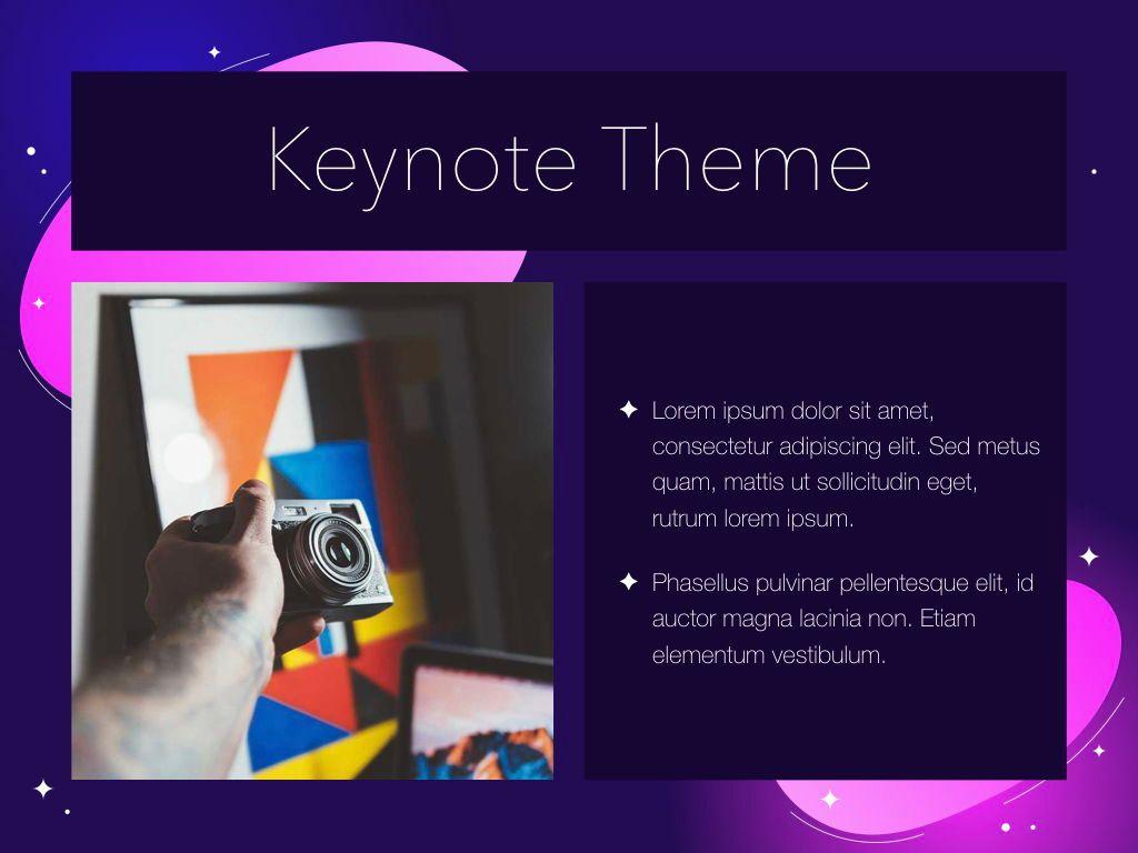 Skittish One Keynote Template, Slide 31, 04991, Presentation Templates — PoweredTemplate.com