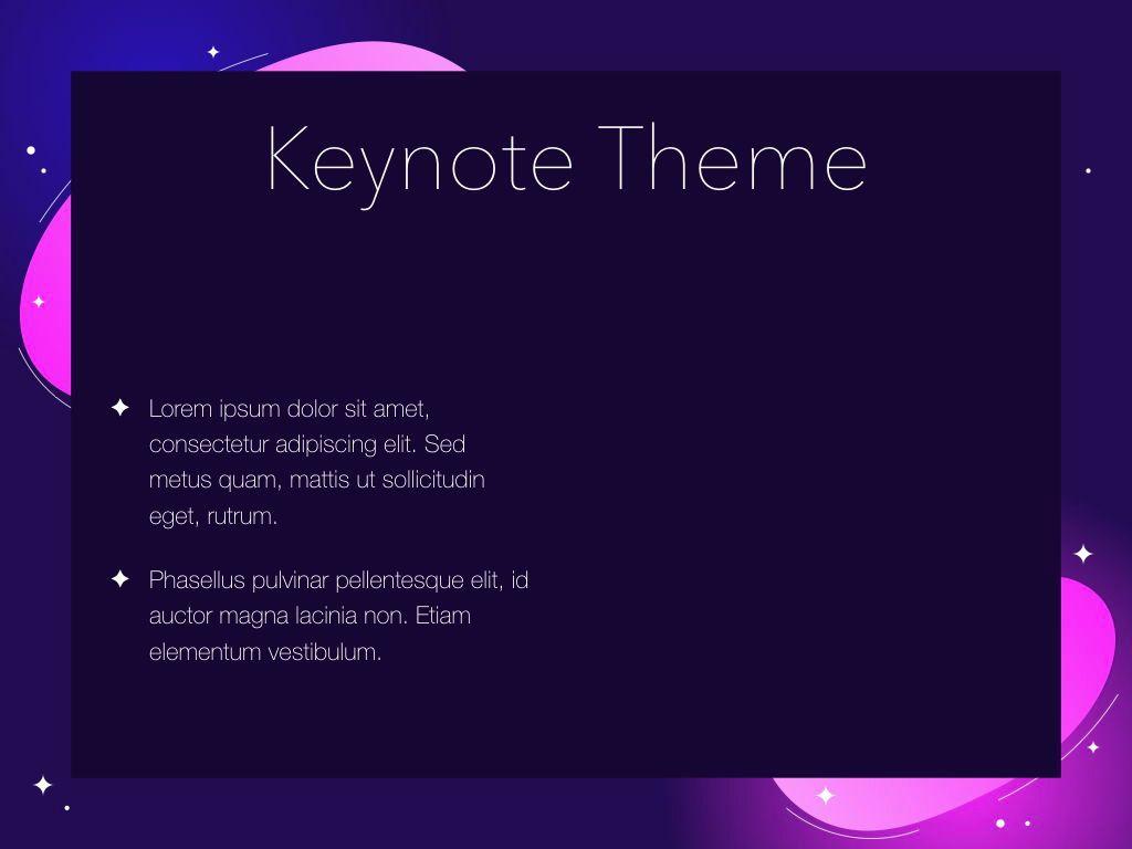 Skittish One Keynote Template, Slide 32, 04991, Presentation Templates — PoweredTemplate.com