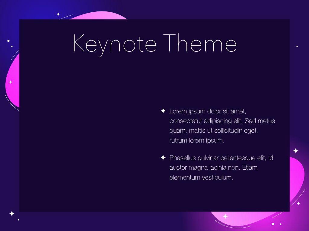Skittish One Keynote Template, Slide 33, 04991, Presentation Templates — PoweredTemplate.com