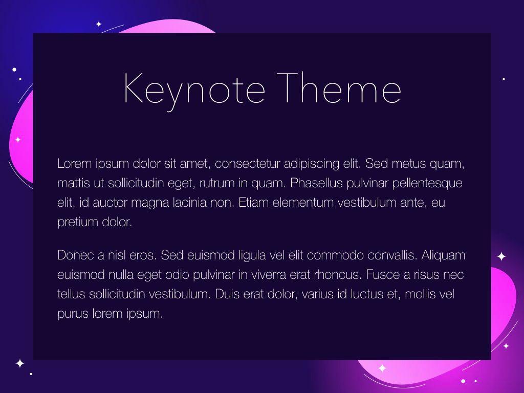 Skittish One Keynote Template, Slide 4, 04991, Presentation Templates — PoweredTemplate.com