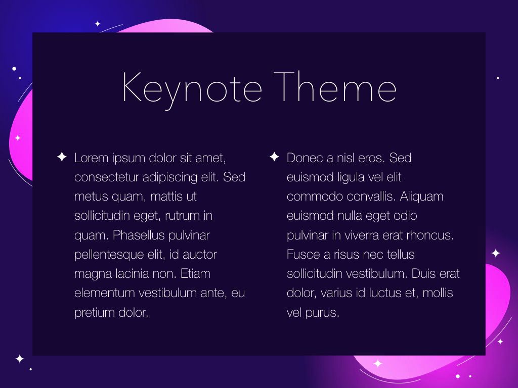 Skittish One Keynote Template, Slide 5, 04991, Presentation Templates — PoweredTemplate.com