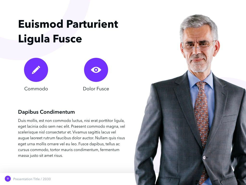 Product Promotion Keynote Template, Slide 10, 04992, Presentation Templates — PoweredTemplate.com