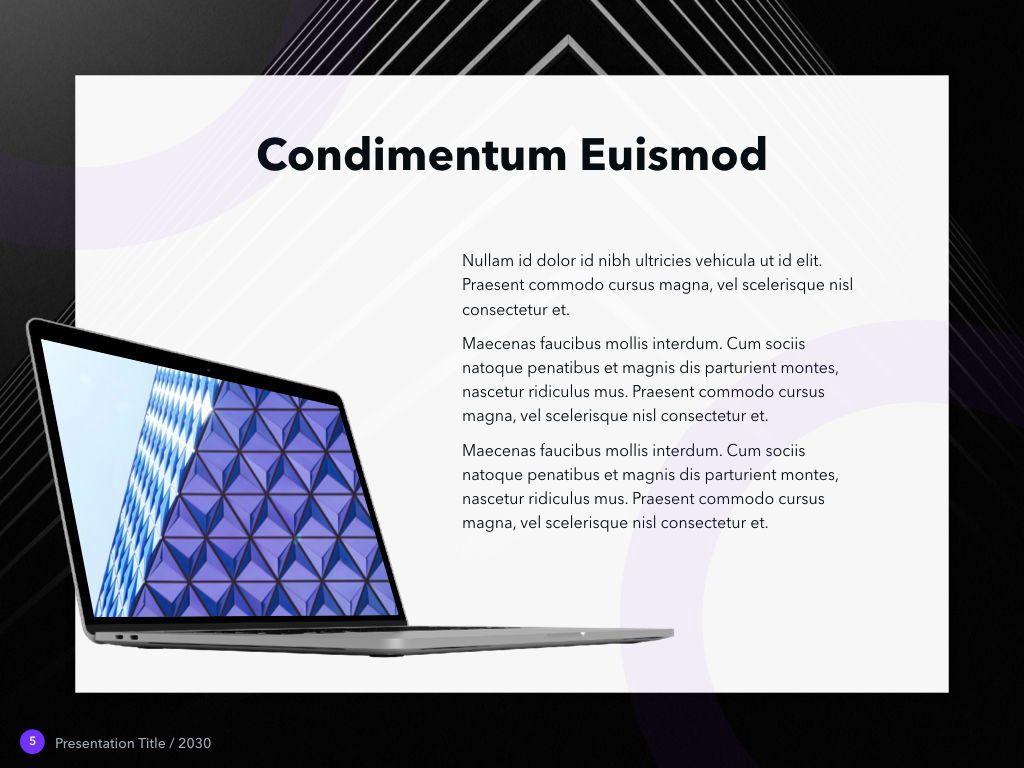 Product Promotion Keynote Template, Slide 6, 04992, Presentation Templates — PoweredTemplate.com