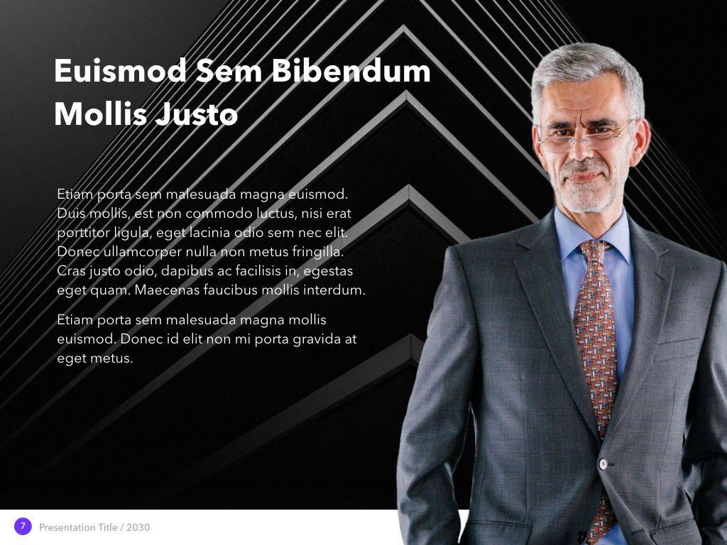 Product Promotion Keynote Template, Slide 8, 04992, Presentation Templates — PoweredTemplate.com