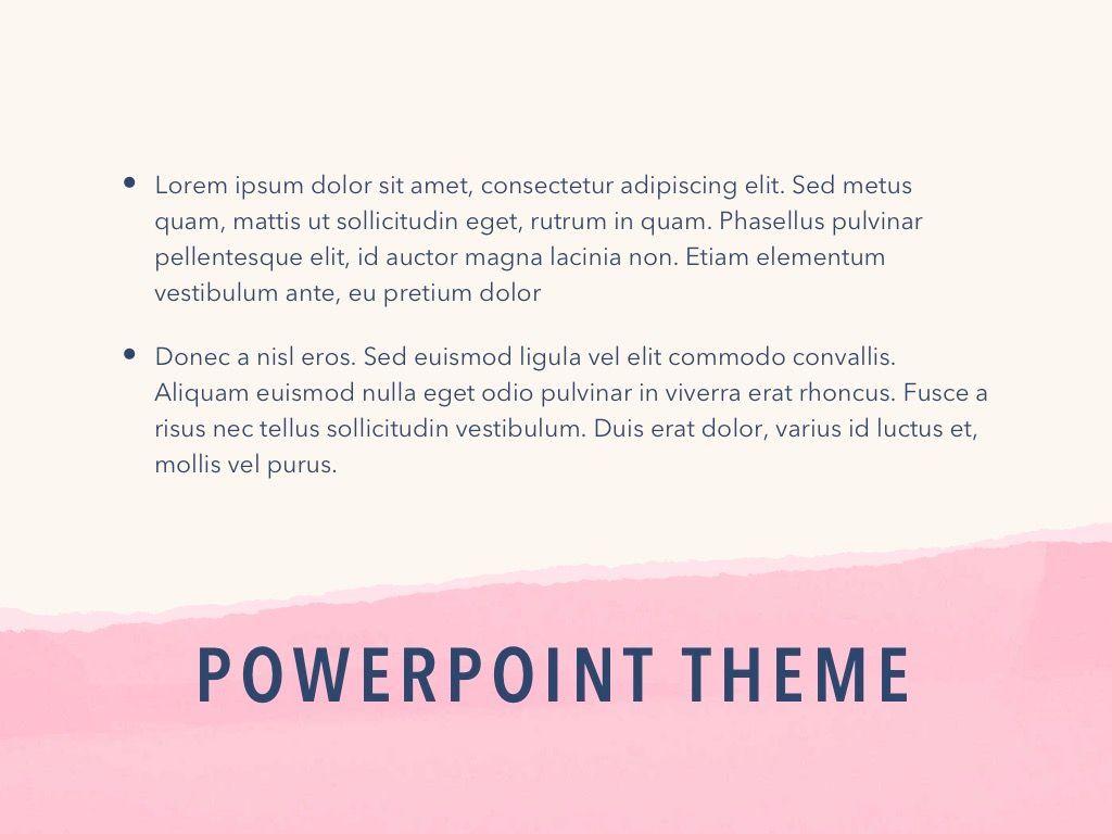 Paper Tear PowerPoint Template, Slide 12, 04995, Presentation Templates — PoweredTemplate.com