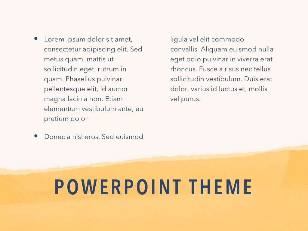 Paper Tear PowerPoint Template, Slide 13, 04995, Presentation Templates — PoweredTemplate.com