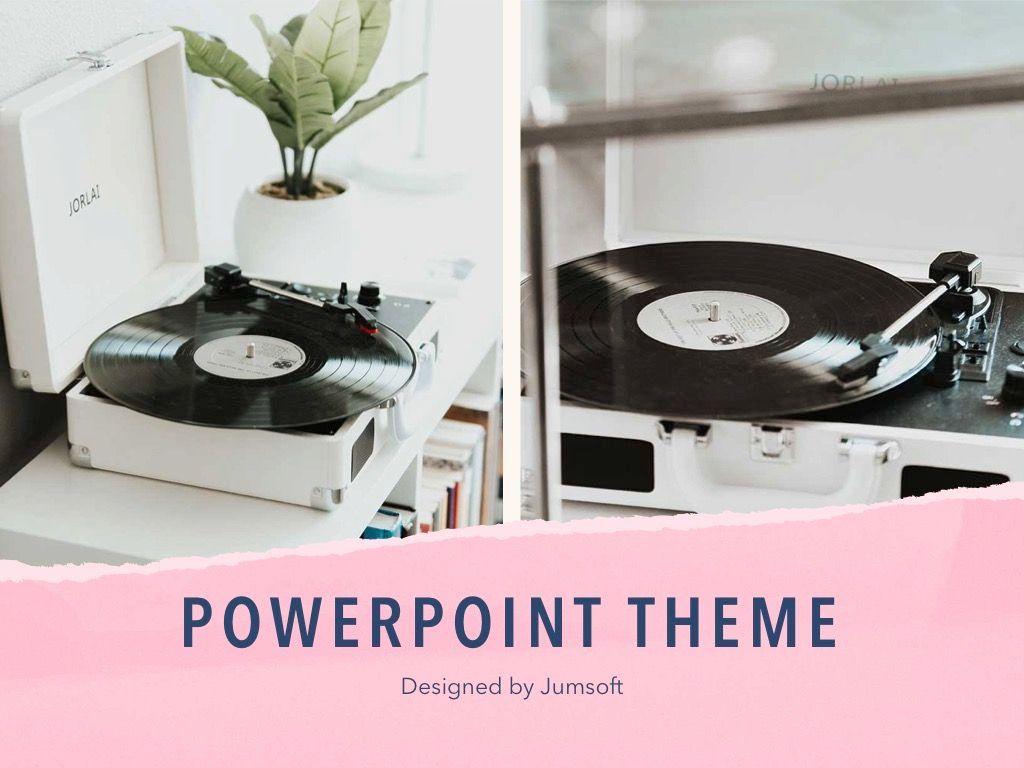 Paper Tear PowerPoint Template, Slide 14, 04995, Presentation Templates — PoweredTemplate.com