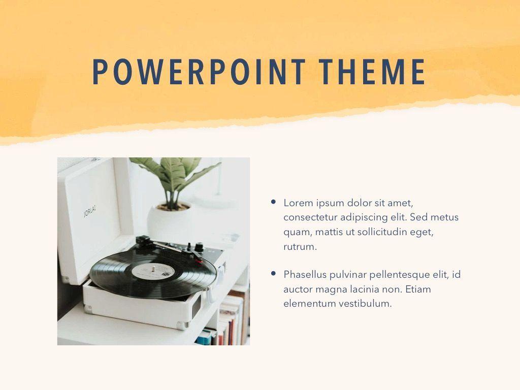 Paper Tear PowerPoint Template, Slide 31, 04995, Presentation Templates — PoweredTemplate.com