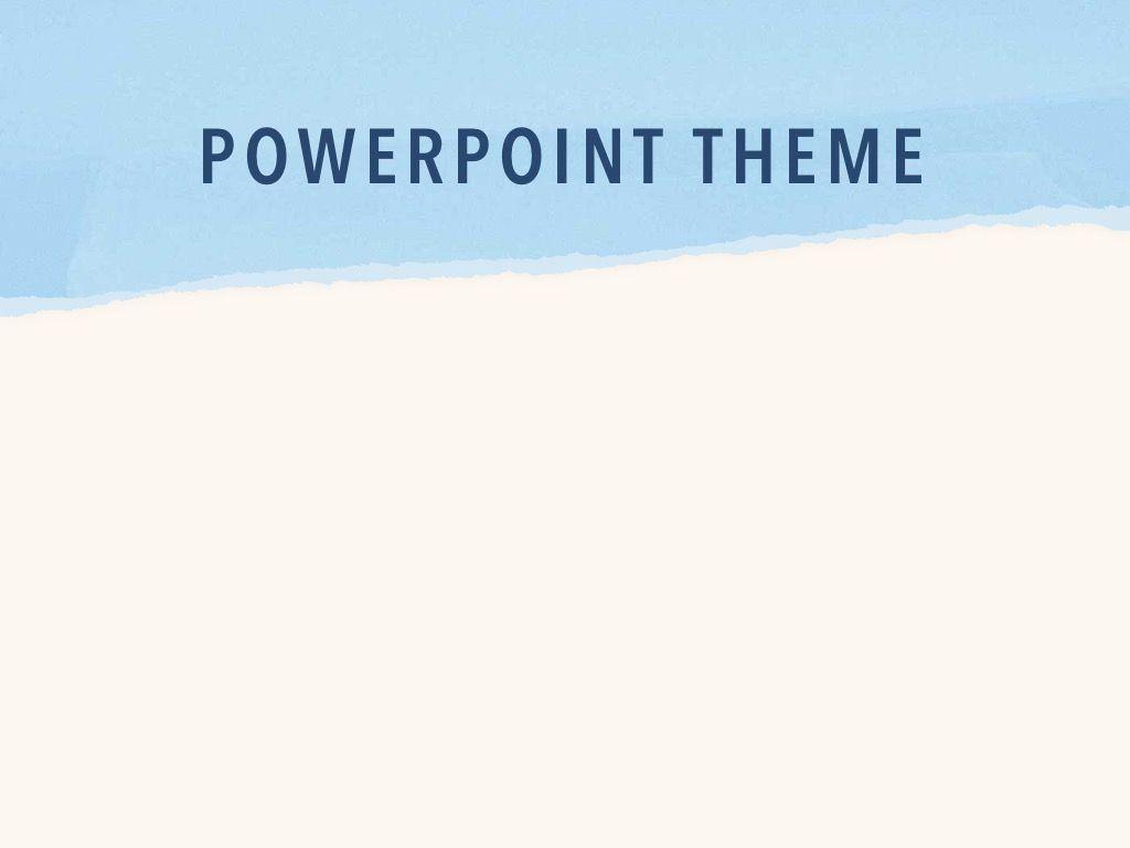 Paper Tear PowerPoint Template, Slide 9, 04995, Presentation Templates — PoweredTemplate.com