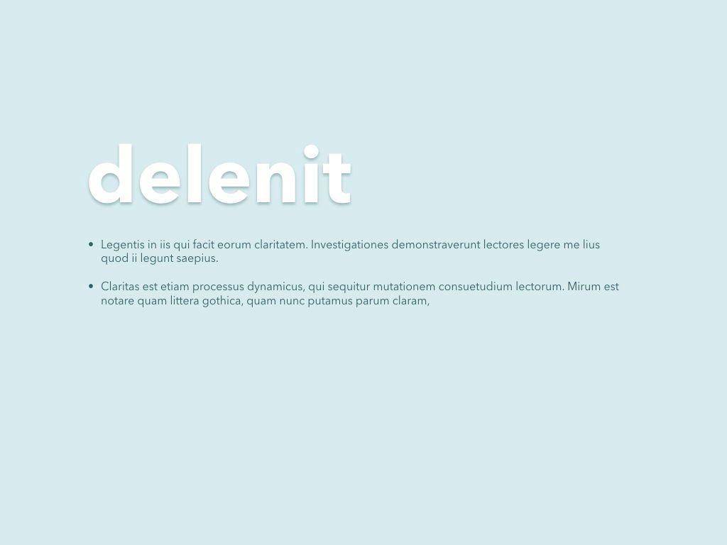 Azure Mist Keynote Presentation Template, Slide 15, 05003, Presentation Templates — PoweredTemplate.com