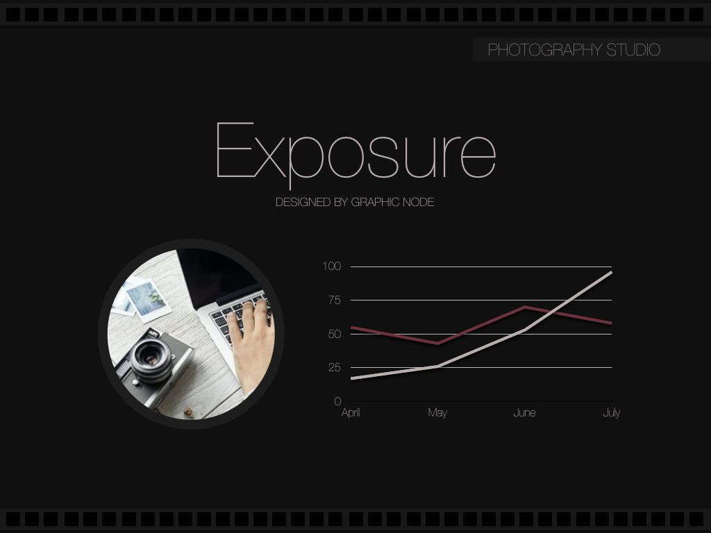 Exposure Keynote Presentation Template, Slide 5, 05007, Presentation Templates — PoweredTemplate.com