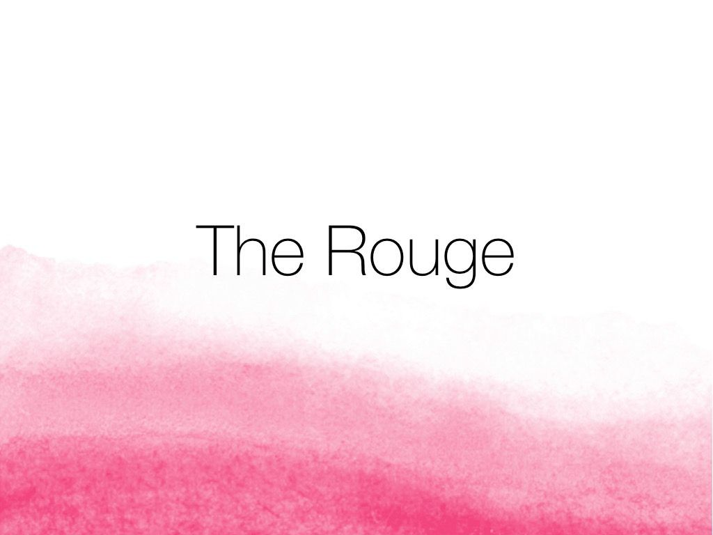 The Rouge PowerPoint Template, Slide 10, 05009, Education Charts and Diagrams — PoweredTemplate.com