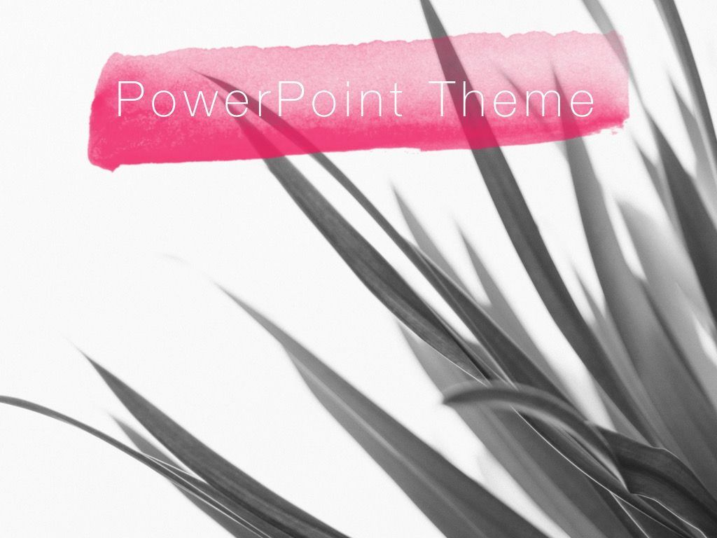 The Rouge PowerPoint Template, Slide 15, 05009, Education Charts and Diagrams — PoweredTemplate.com