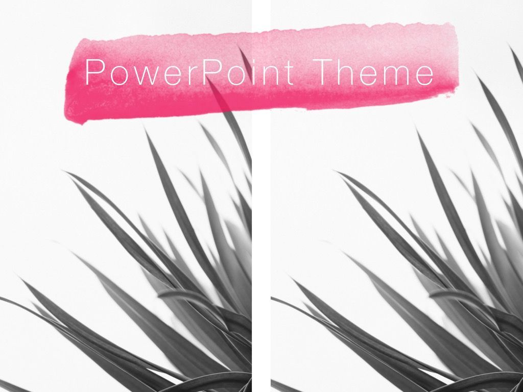 The Rouge PowerPoint Template, Slide 16, 05009, Education Charts and Diagrams — PoweredTemplate.com