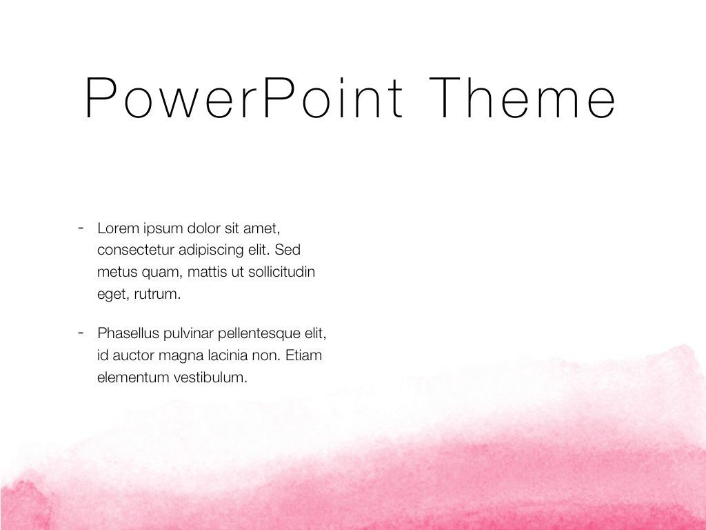 The Rouge PowerPoint Template, Slide 32, 05009, Education Charts and Diagrams — PoweredTemplate.com