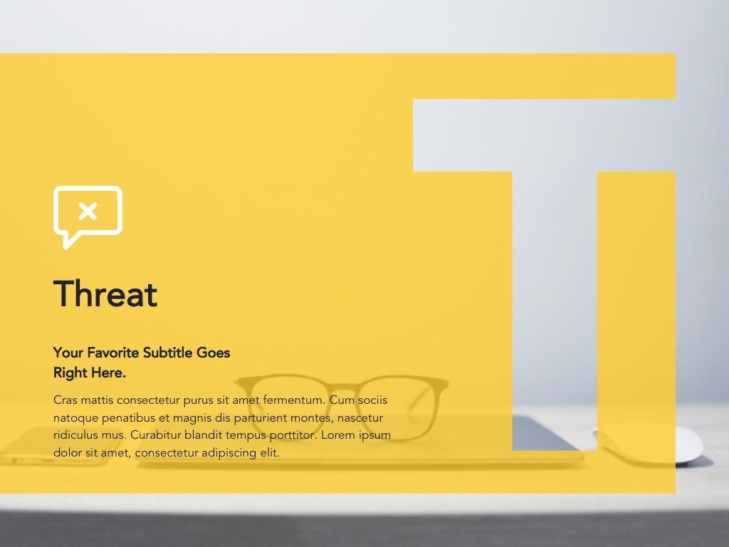 Light Solid Google Slides Template, Slide 13, 05010, Presentation Templates — PoweredTemplate.com