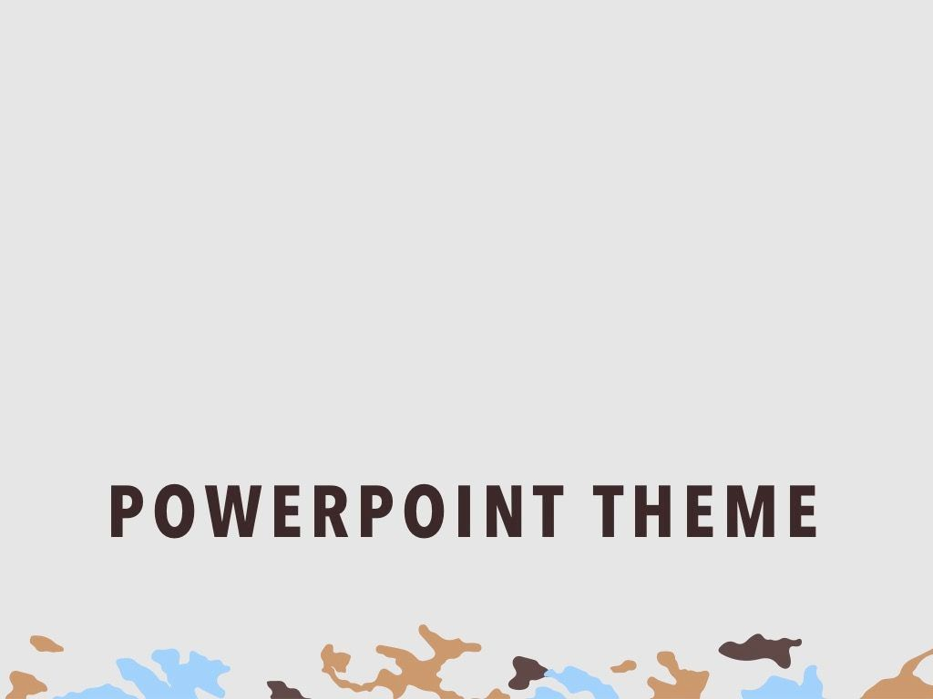 Camouflage PowerPoint Template, Slide 11, 05011, Presentation Templates — PoweredTemplate.com