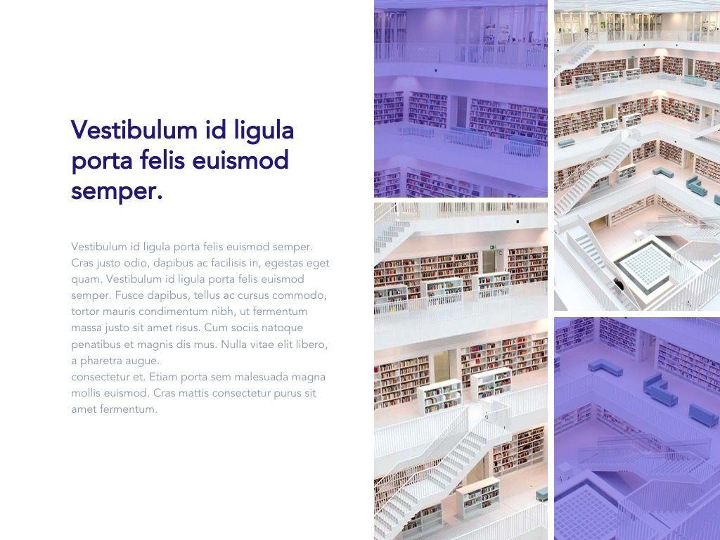 Projection Google Slides Template, Slide 19, 05014, Presentation Templates — PoweredTemplate.com