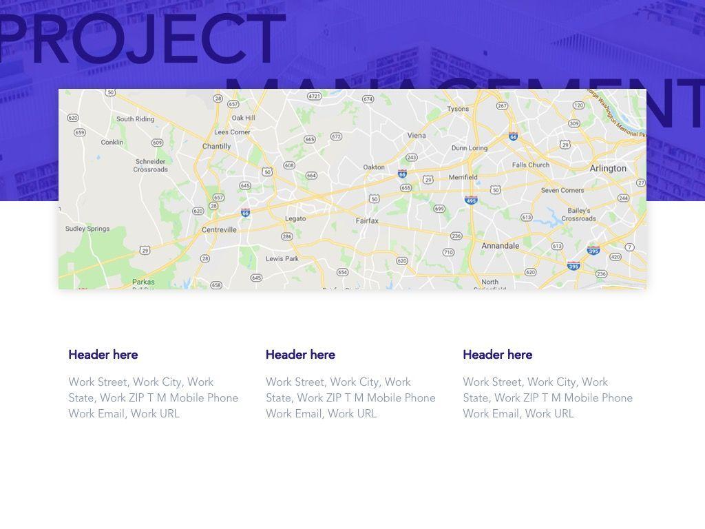 Projection Google Slides Template, Slide 21, 05014, Presentation Templates — PoweredTemplate.com
