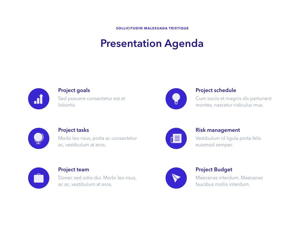 Projection Keynote Template, Slide 5, 05016, Presentation Templates — PoweredTemplate.com