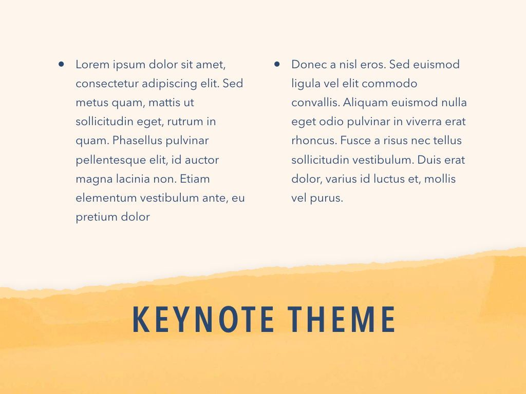 Paper Tear Keynote Template, Slide 13, 05018, Presentation Templates — PoweredTemplate.com