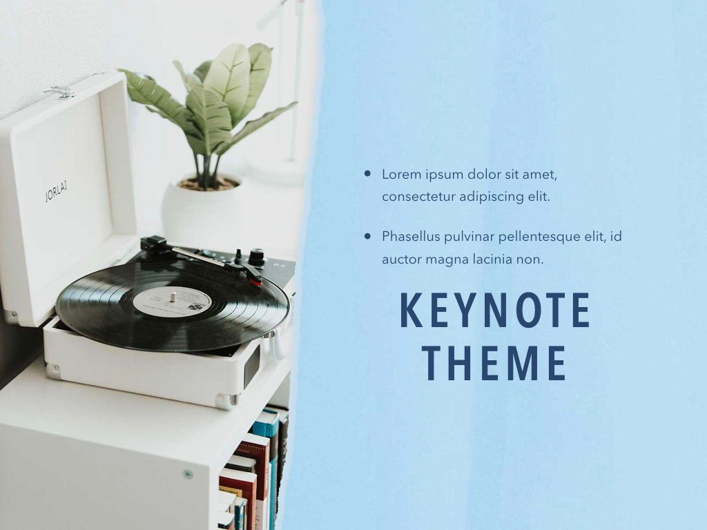 Paper Tear Keynote Template, Slide 20, 05018, Presentation Templates — PoweredTemplate.com