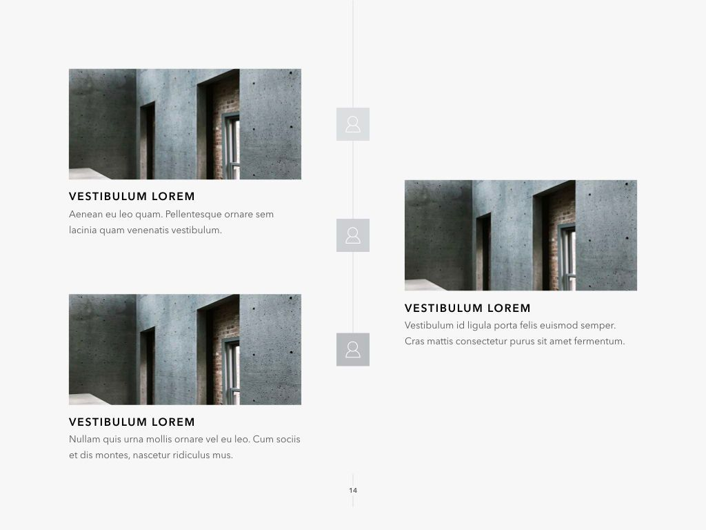 Concrete PowerPoint Template, Slide 15, 05019, Presentation Templates — PoweredTemplate.com