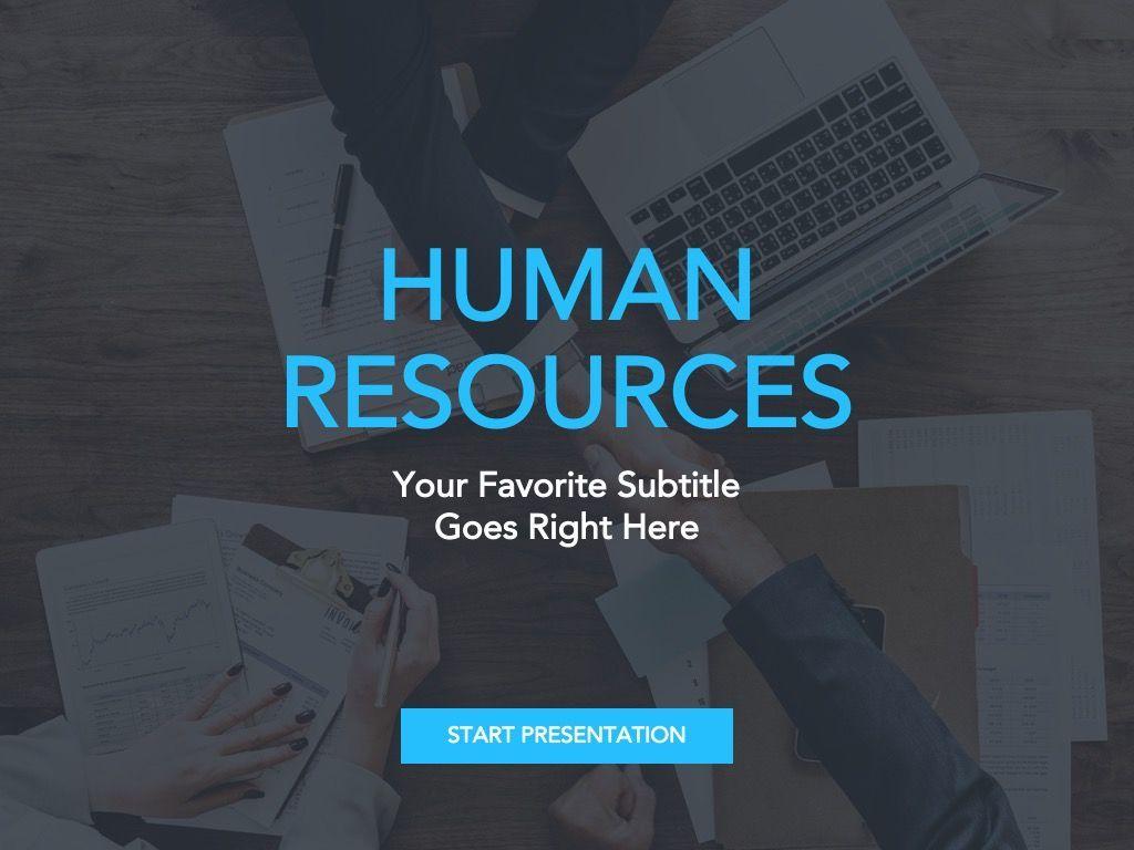 HR Rockstar Google Slides Template, Slide 2, 05021, Presentation Templates — PoweredTemplate.com
