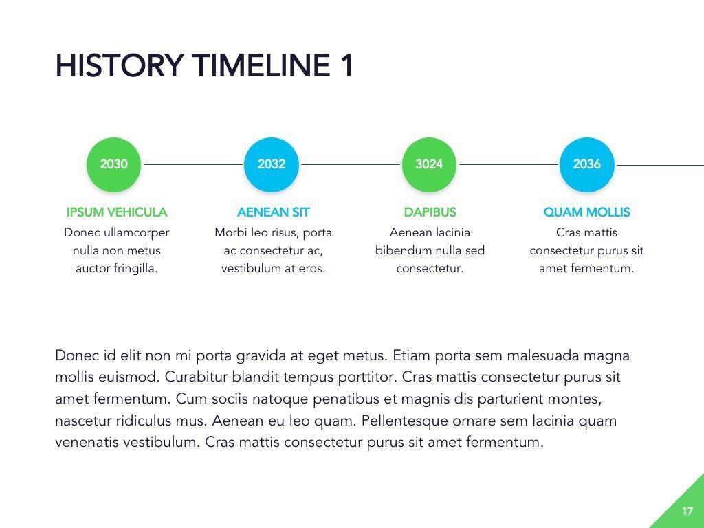 Circular Economy Google Slides Template, Slide 18, 05023, Presentation Templates — PoweredTemplate.com