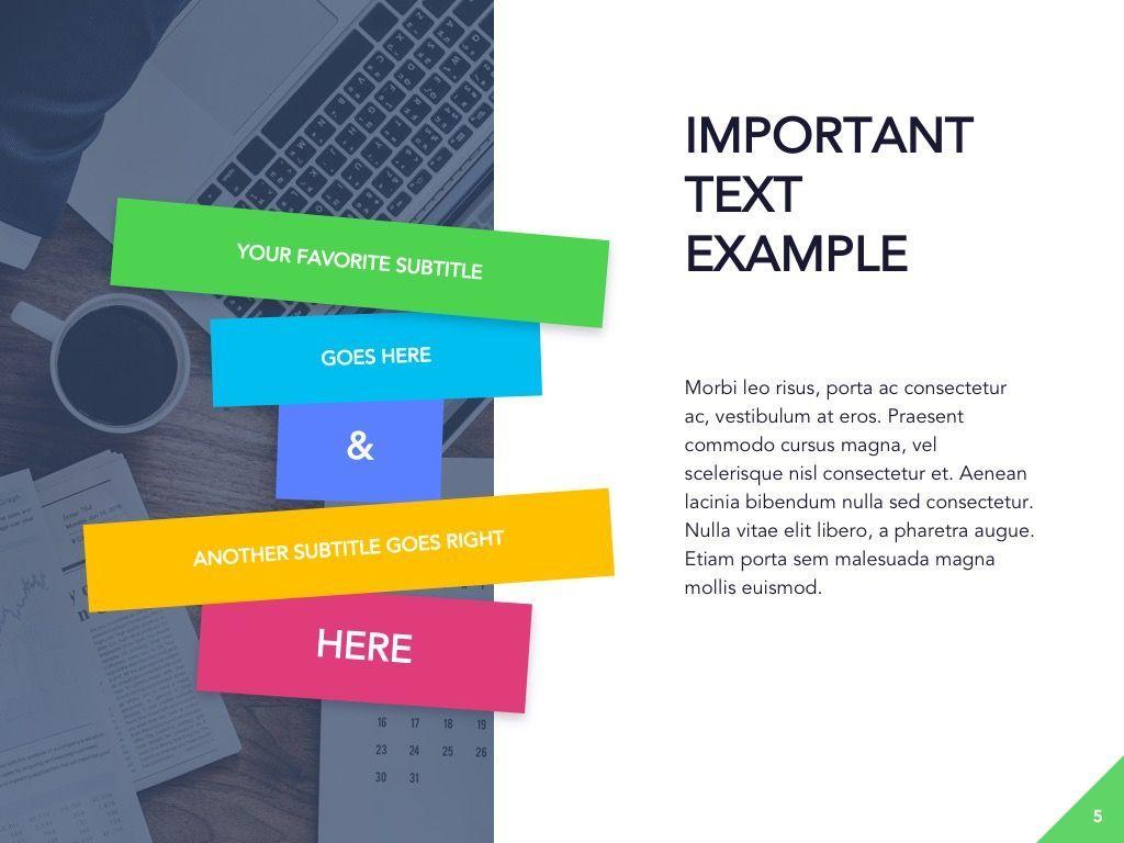 Circular Economy Google Slides Template, Slide 6, 05023, Presentation Templates — PoweredTemplate.com