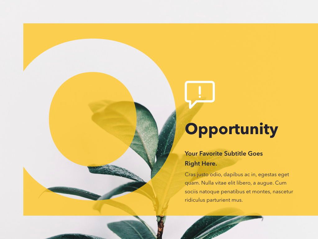 Light Solid PowerPoint Template, Slide 12, 05025, Presentation Templates — PoweredTemplate.com