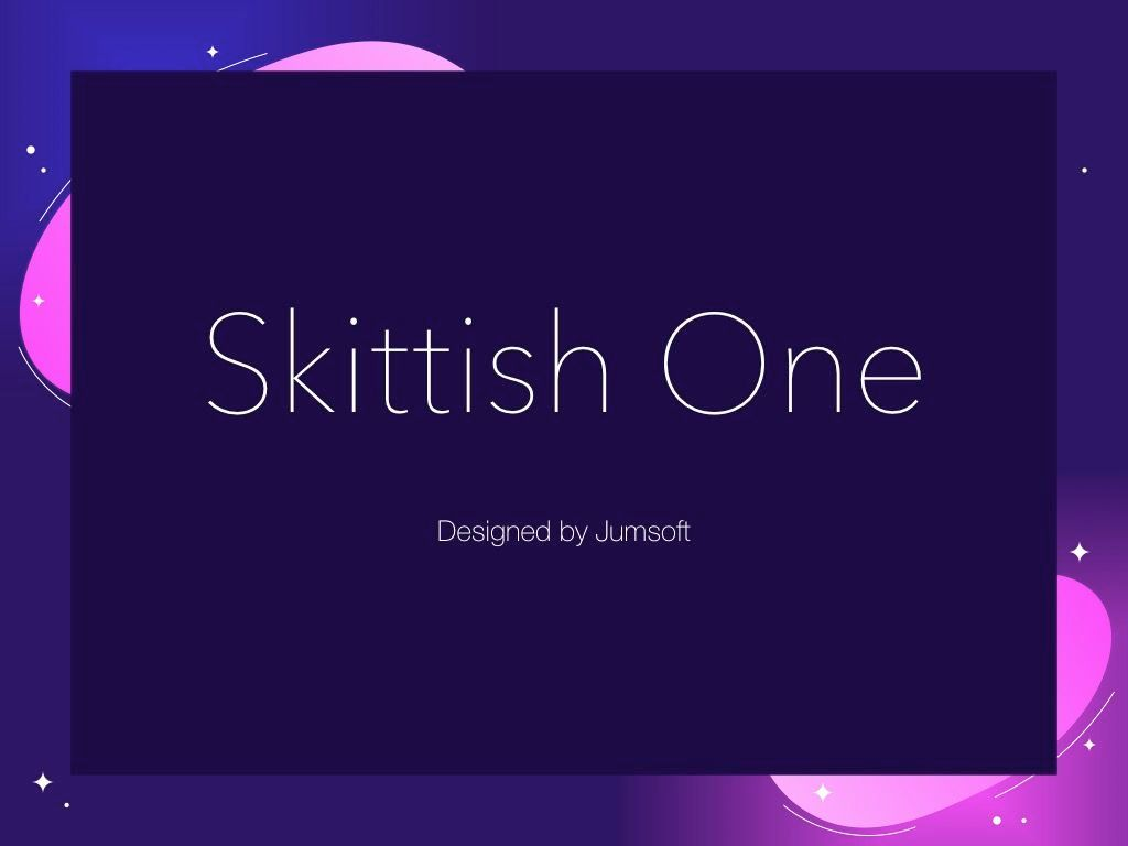 Skittish One PowerPoint Template, Slide 3, 05028, Presentation Templates — PoweredTemplate.com