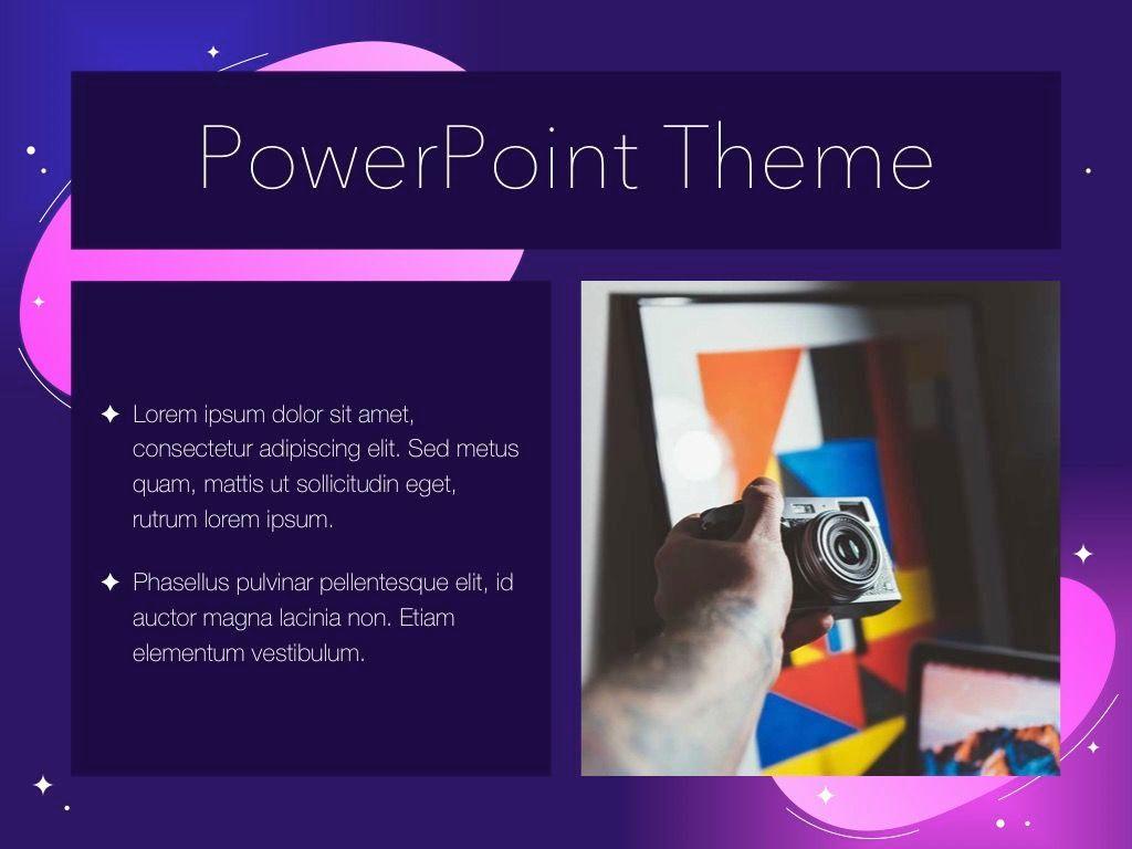 Skittish One PowerPoint Template, Slide 30, 05028, Presentation Templates — PoweredTemplate.com