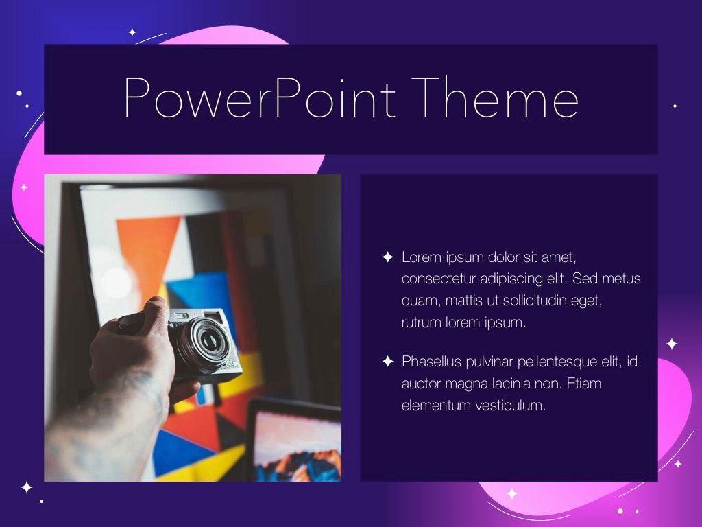 Skittish One PowerPoint Template, Slide 31, 05028, Presentation Templates — PoweredTemplate.com