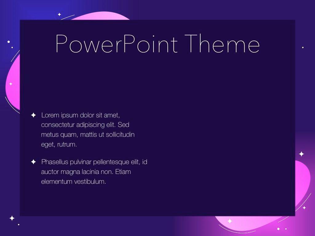 Skittish One PowerPoint Template, Slide 32, 05028, Presentation Templates — PoweredTemplate.com