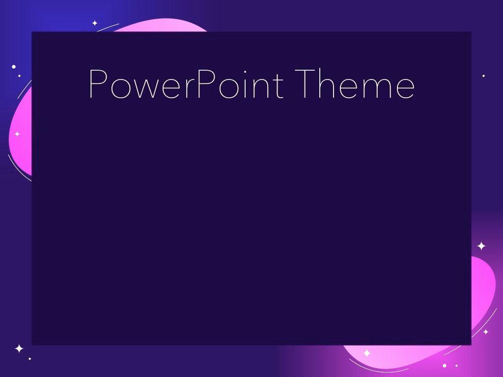 Skittish One PowerPoint Template, Slide 9, 05028, Presentation Templates — PoweredTemplate.com