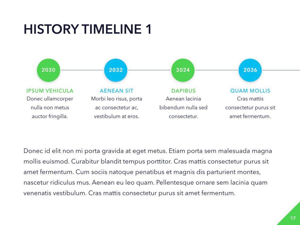 Circular Economy Keynote Template, Slide 18, 05029, Presentation Templates — PoweredTemplate.com