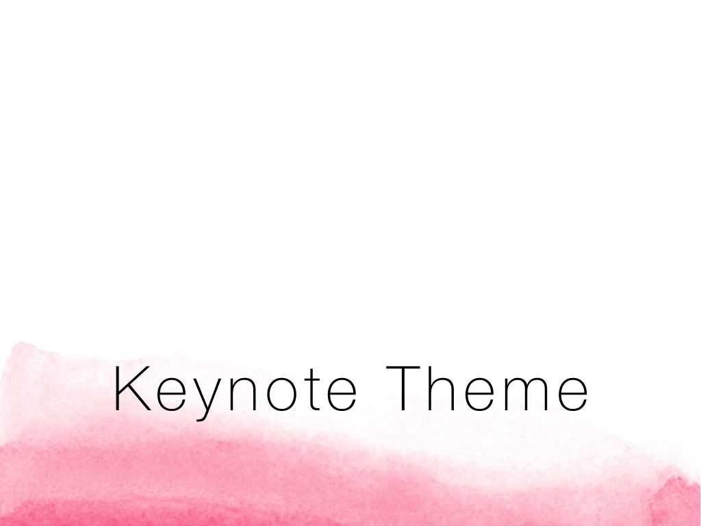 The Rouge Keynote Template, Slide 11, 05030, Presentation Templates — PoweredTemplate.com