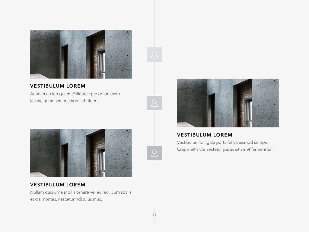 Concrete Keynote Template, Slide 15, 05032, Presentation Templates — PoweredTemplate.com