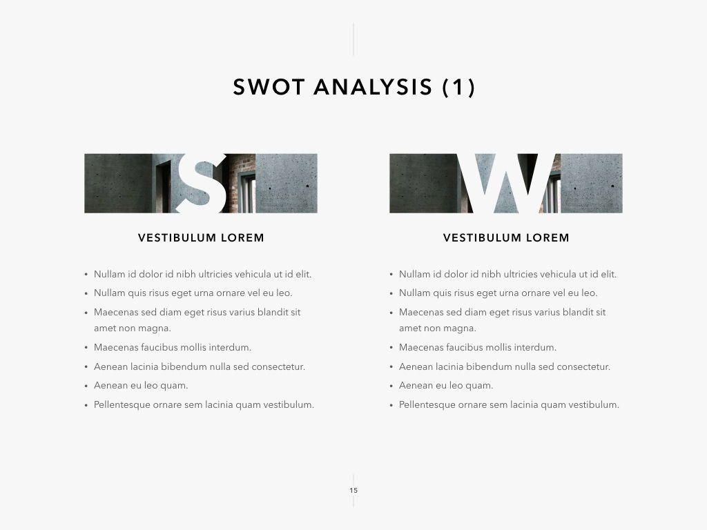 Concrete Keynote Template, Slide 16, 05032, Presentation Templates — PoweredTemplate.com