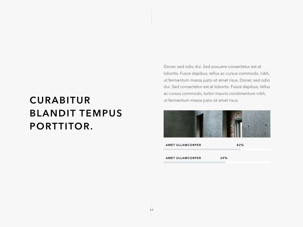 Concrete Keynote Template, Slide 18, 05032, Presentation Templates — PoweredTemplate.com