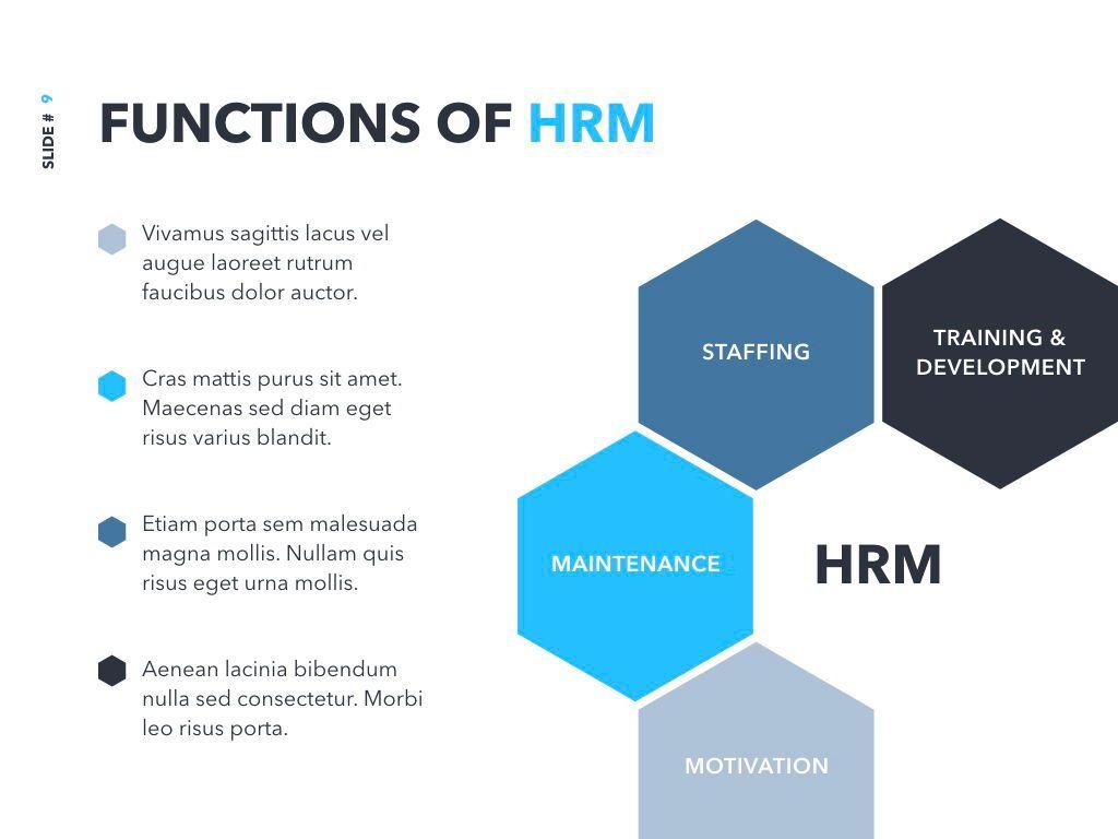 HR Rockstar PowerPoint Template, Slide 10, 05033, Presentation Templates — PoweredTemplate.com