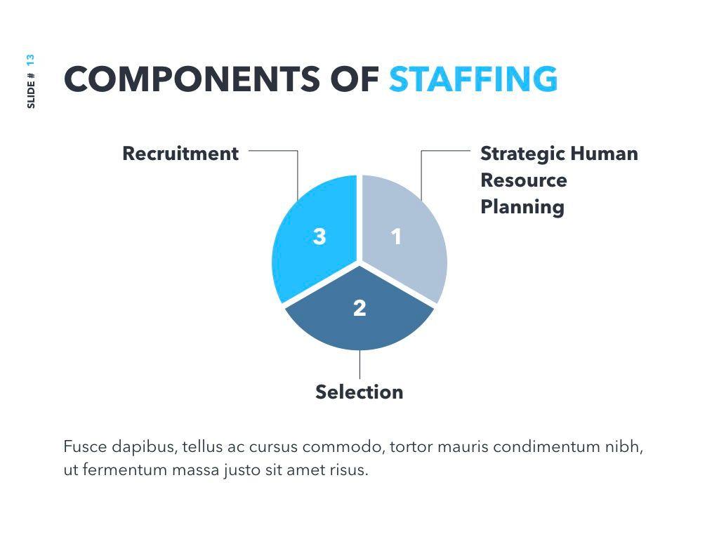 HR Rockstar PowerPoint Template, Slide 14, 05033, Presentation Templates — PoweredTemplate.com