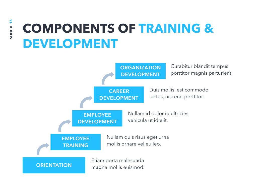 HR Rockstar PowerPoint Template, Slide 17, 05033, Presentation Templates — PoweredTemplate.com